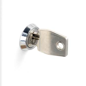 Cylinder lock for master key system