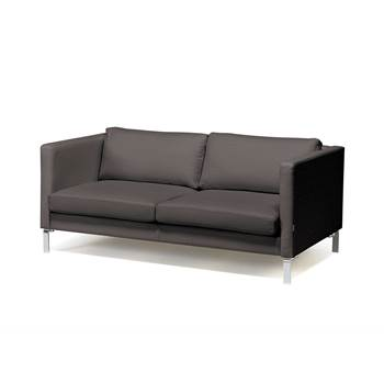 Wating room 3 seater sofa, dark grey fabric