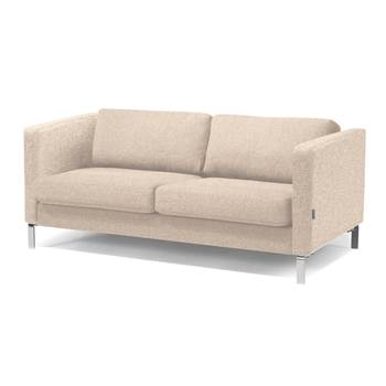 Wating room 3 seater sofa, beige wool