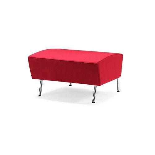 #en Bench, Red, length 600mm