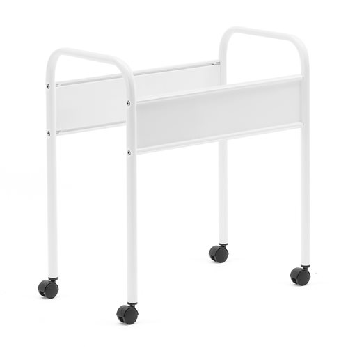 Suspension file trolley