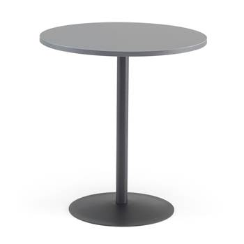 """Elegant"" café tables: grey"