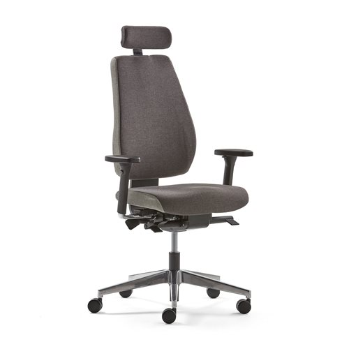 Watford office chair grey fabric AJ Products : 1455010 from www.ajproducts.co.uk size 768 x 768 jpeg 35kB