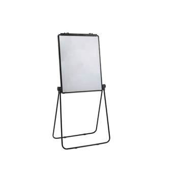 Ultimate flip chart easel, 650x860 mm, black