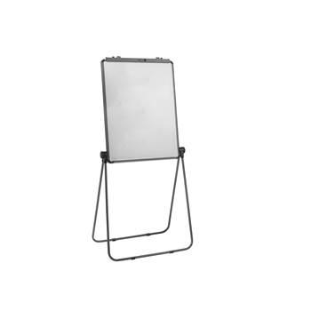 Ultimate flip chart easel,650x860 mm, grey