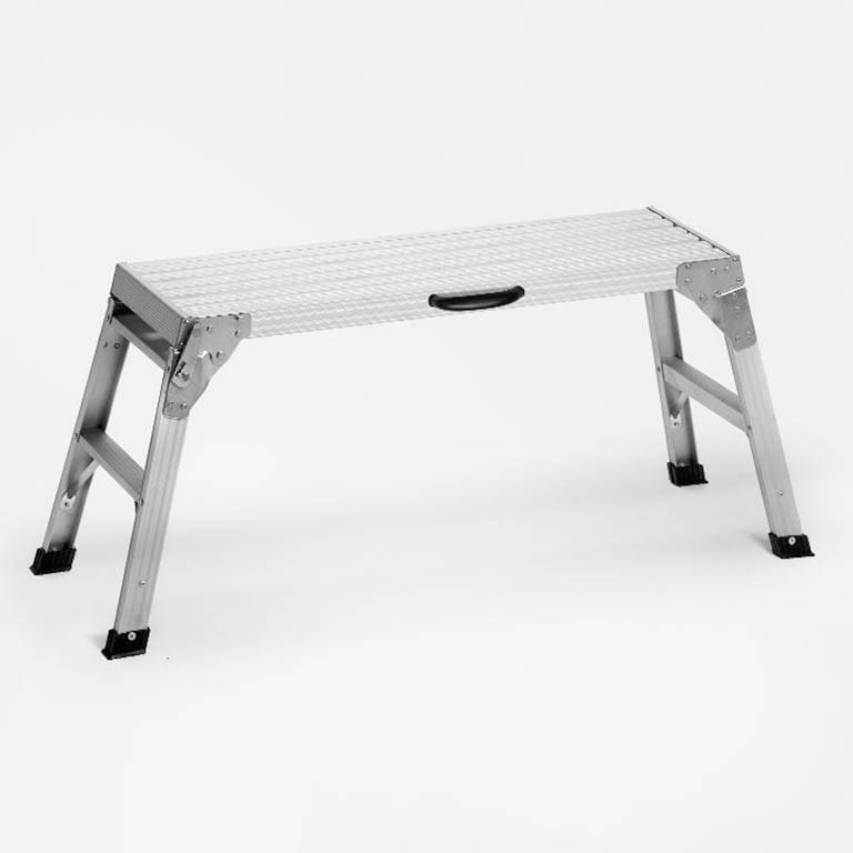 Aluminium work platform