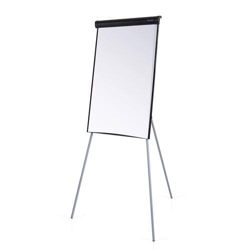 Tripod whiteboard & flip chart easel