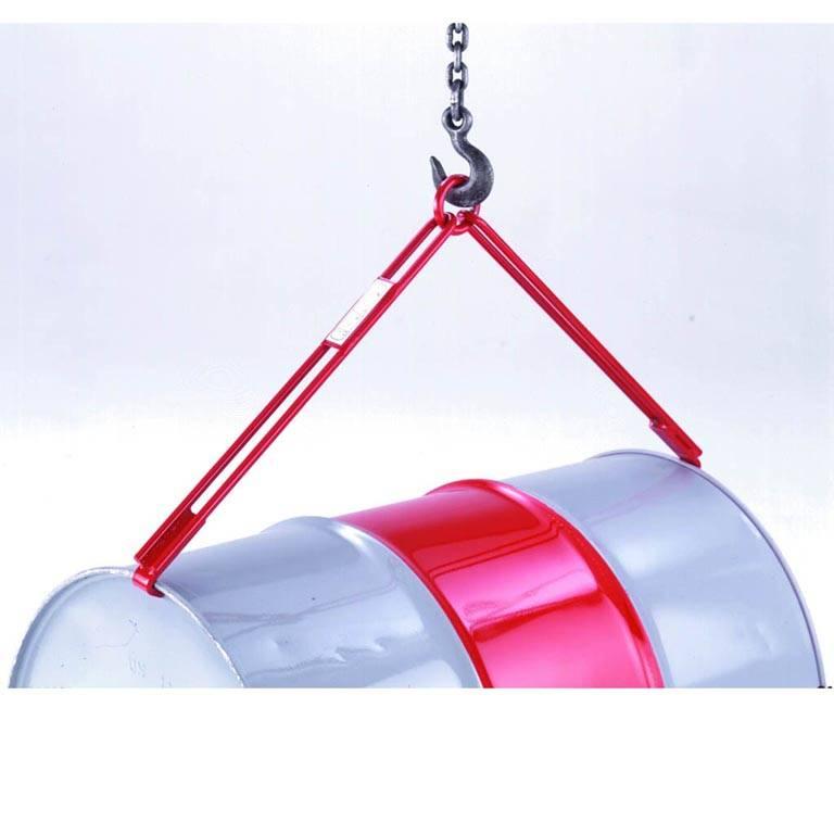 Horizontal drum tongs: 500kg