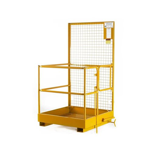 Access platform for forklift trucks: 350kg