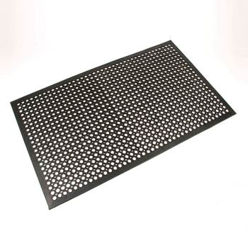 Ramp mat, 900x1500 mm, black