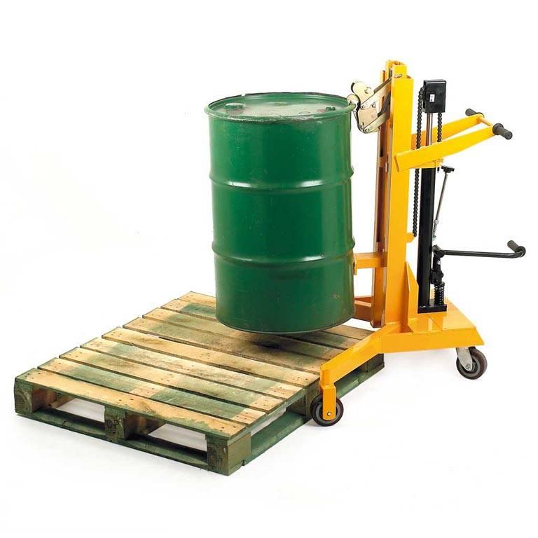 Drum handler: 450kg