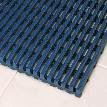 Exclusiv work mat, full roll, 500x10000 mm, dark blue