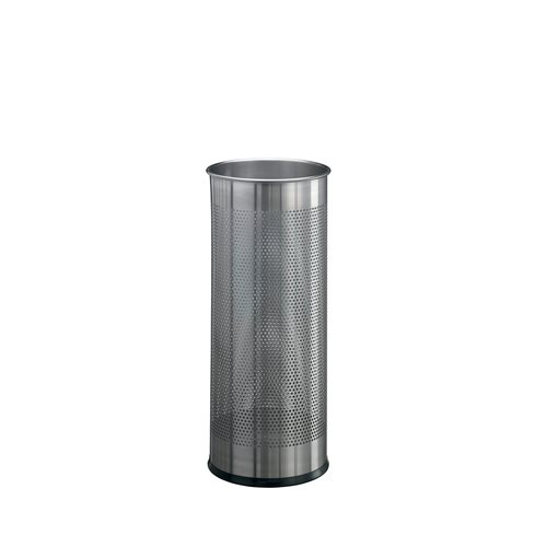 Round umbrella stand: stainless steel