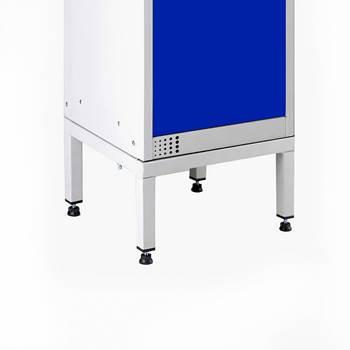 Locker stand: W450mm