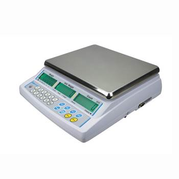 Bench counting scales, 4 kg load