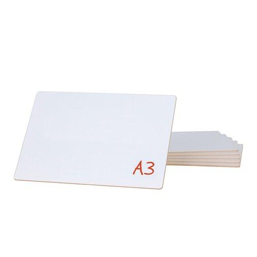 Laptop whiteboard: A3: 6 pcs