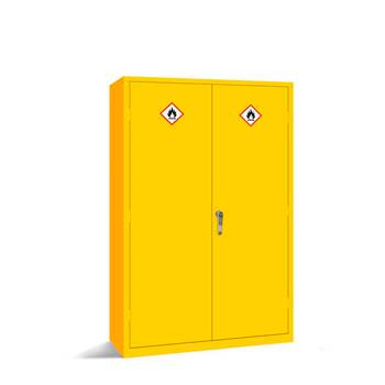 Hazardous substance cabinet, 1525x915x457 mm
