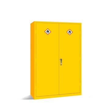 Hazardous substance cabinet, 1525x915x457 mm