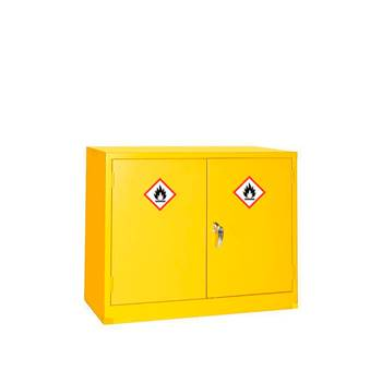 Hazardous substance cabinet, 710x915x457 mm