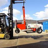 Electric rough terrain pallet truck: 1200kg: 1600mm