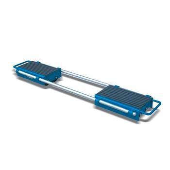 Adjustable skate pair: 24,000kg