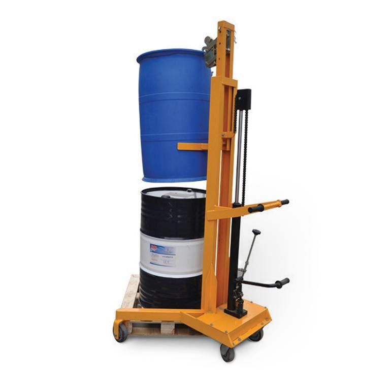 Drum lifter: 450kg