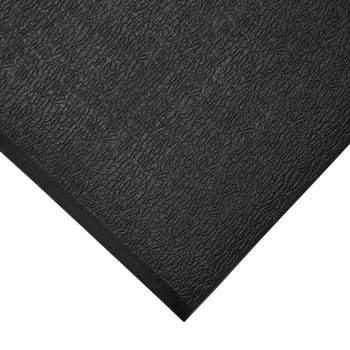 Gym matting, 900x1500 mm, black