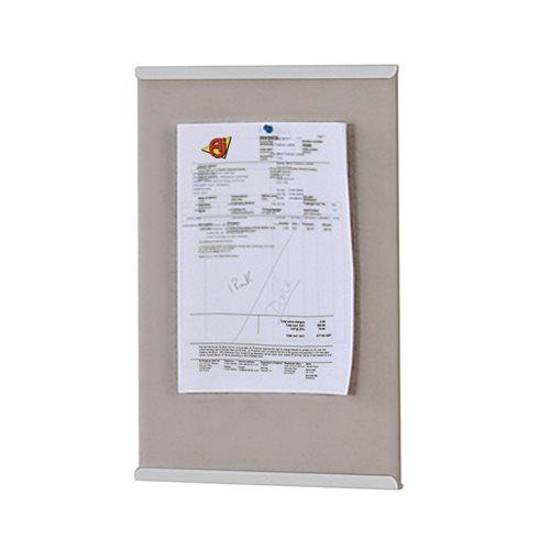 Pin board attachment