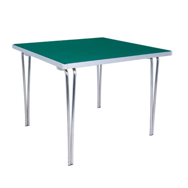 Folding games table