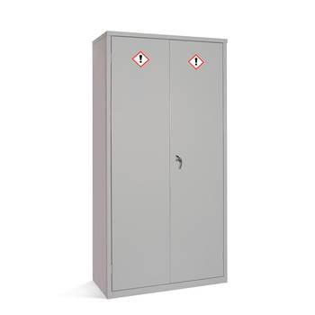 Janitorial COSHH cabinet