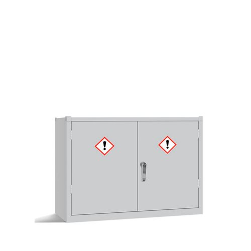 Stackable COSHH cabinet