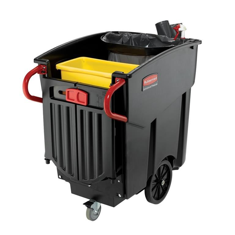 Mega BRUTE® waste collector trolley
