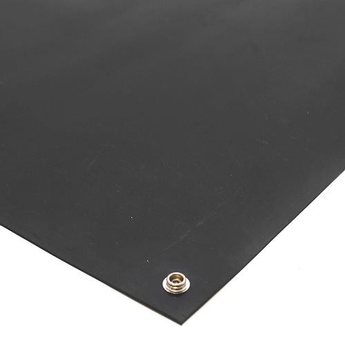 ESD rubber bench mat