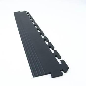 Eco studded PVC flooring: edge (x4)