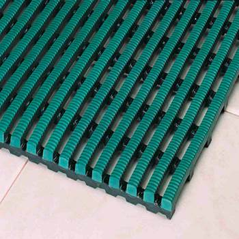 Exclusiv work mat, full roll, 1000x10000 mm, green