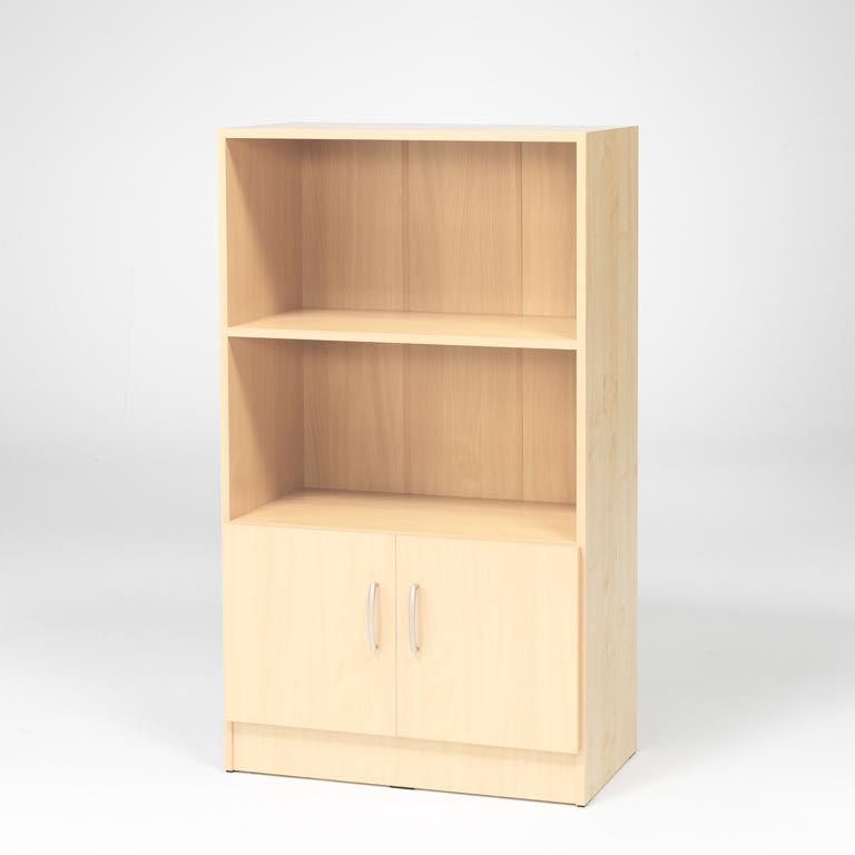 Veneer Office Cabinet H1325mm 1 3 Doors Aj Products