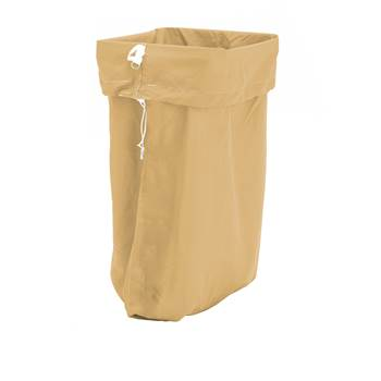 Laundry hamper, 1100x700 mm, beige