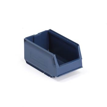Multi purpose stores bin, 9074, 250x148x130 mm, 3.7 L, blue