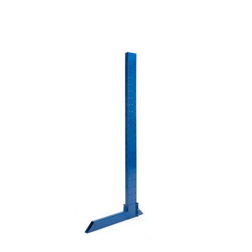 Pylväs, yksipuolinen, korkeus: 2400 mm, (600 mm ulokkeelle)