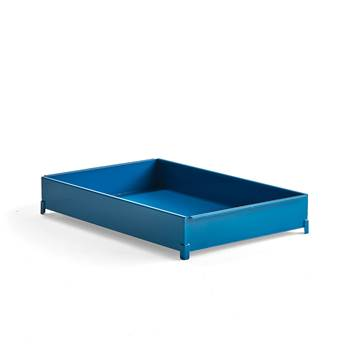 Spill containment tray, 1200x800x150 mm, 143 L