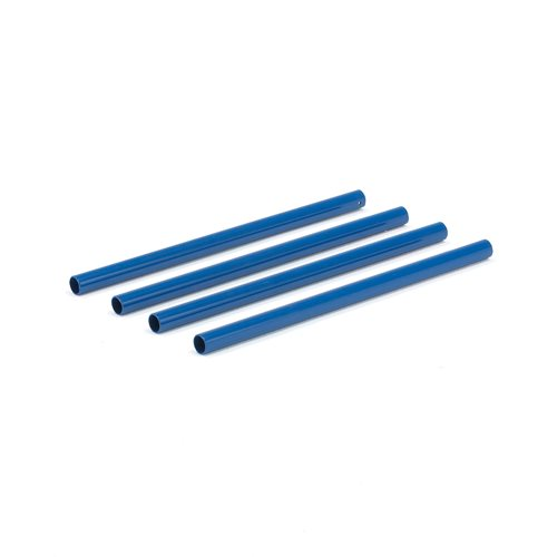 Corner posts for combi trolley: 4 pack