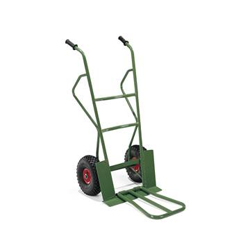 Heavy duty warehouse cart, 300 kg load