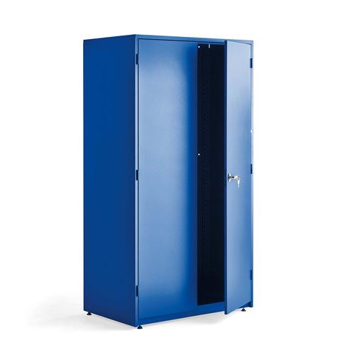 Työkalukaappi, 1900x1020x635 mm, sininen