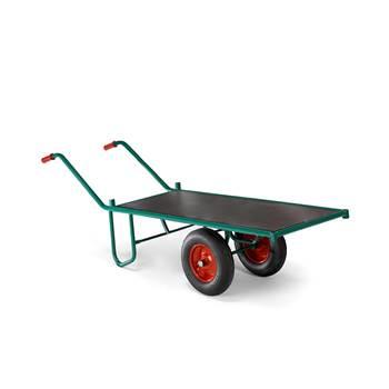 Transportna kolica  (AJ): 1650x 670 mm: zelena