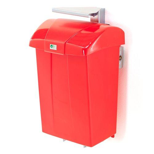 Battery bin