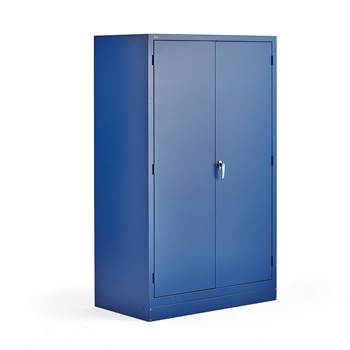 Heavy duty storage cabinet, 1900x1150x635 mm