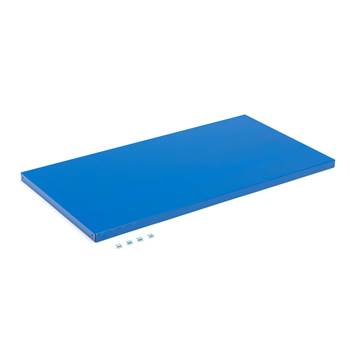 Extra shelf for D635mm: 1105 x 575mm: 70kg: blue