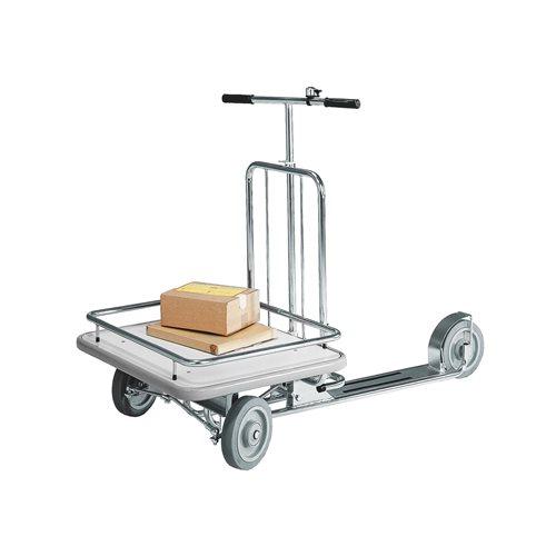 Platform scooter