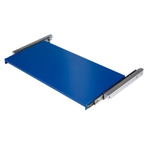 Pull-out shelf: 875x455 mm: 50kg