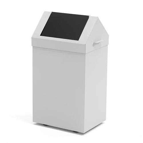 Pojemnik na śmieci 70 l beżowy